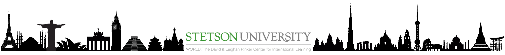 WORLD: The David and Leighan Rinker Center for International Learning at Stetson University - Stetson University